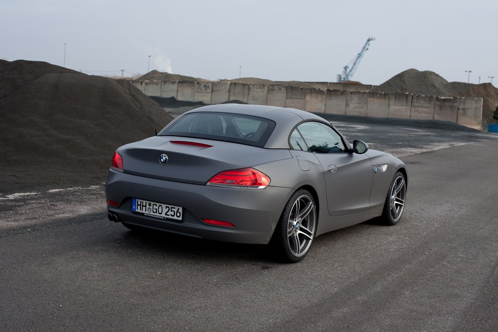 Bmw Z4 E89 23i 2 5 204 Hp Sdrive